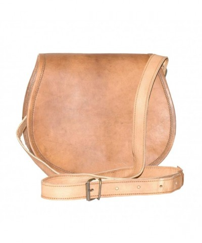Handcraft Vintage Genuine Leather Crossbody
