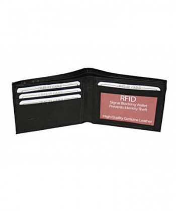 Marshal RFID Wallet Bifold RFID1160
