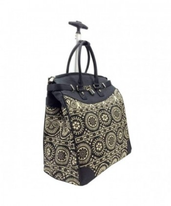 Aztec Rolling Travel Foldable Carry