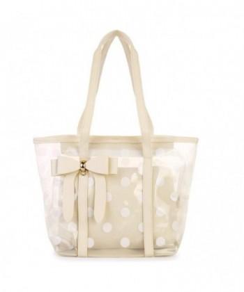 Women Clear Shoulder Handbag Shopping