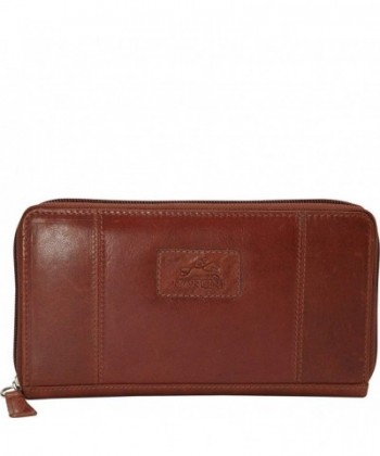 Mancini Leather Goods Casablanca Collection