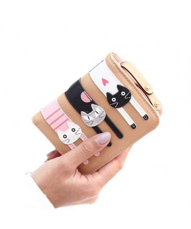 Leoy88 Bifold Wallet Holder Pocketbook