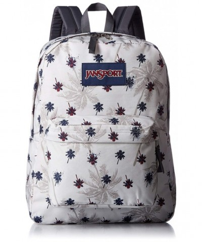 JanSport Unisex SuperBreak Goose Backpack