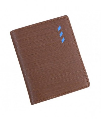 Sanwood Multi Card Compact Leather Vertical