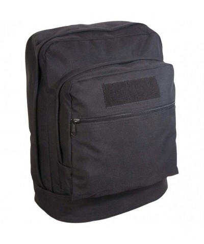 Flying Circle Utility Backpack Black
