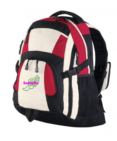 Personalized Track Field Urban Backpack
