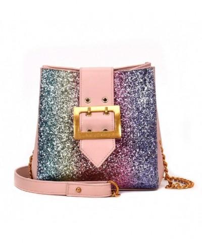 Orfila Rainbow Shoulder Crossbody Handbags