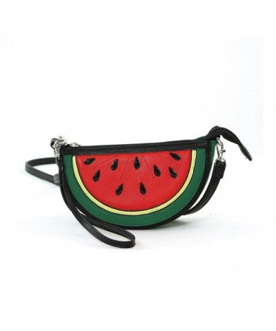 Sleepyville Critters Watermelon Slice Crossbody