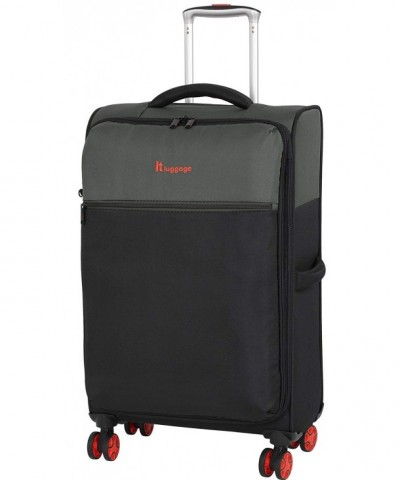 Mix Lite Lightweight Expander Luggage Gunmetal