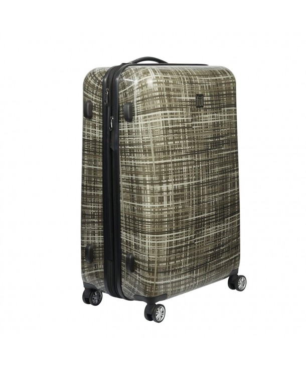 ful Luggage Spinner Rolling Suitcase