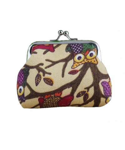 Flesser Ladies Small Wallet Clutch
