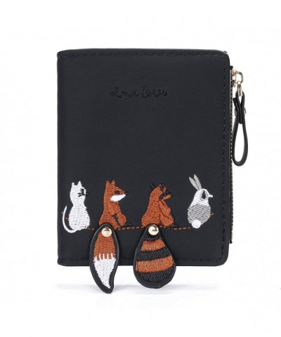 SANSARYA Wallets Animal Holder Squirrel