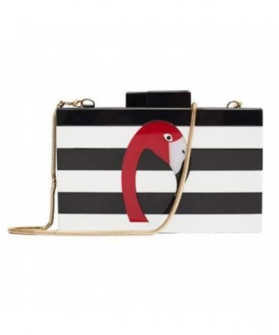 Shiratori Designer Elegant Flamingo Shoulder