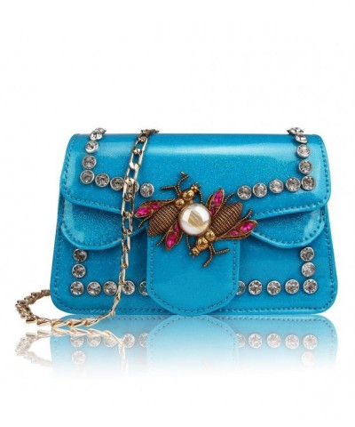 Beatfull Designer Shoulder Crossbody Rhinestone