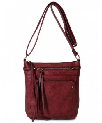 Crossbody Purses Women Multi Pockets