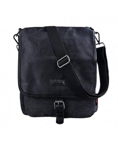 Douguyan Business Briefcase Messenger Shoulder
