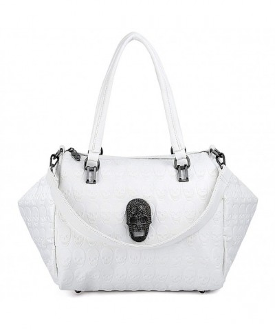 UTO Capacity Handbag Leather Shoulder