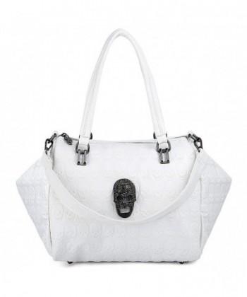 UTO Capacity Handbag Leather Shoulder
