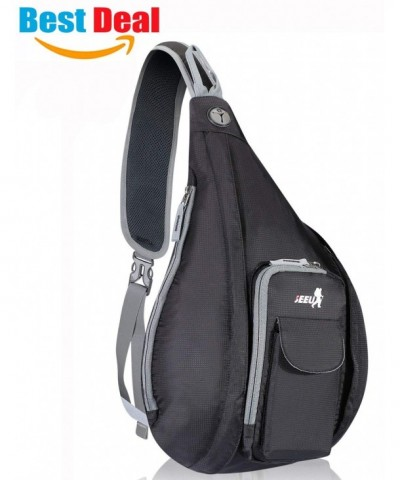 Sling Backpack Waterproof Shoulder Daypack