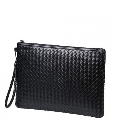 Women Clutch Weave Business Lovers