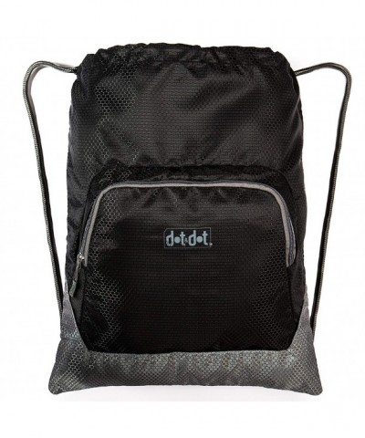 Drawstring Bag Water Resistant Lightweight Backpack