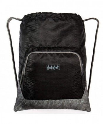 Drawstring Bag Water Resistant Lightweight Backpack