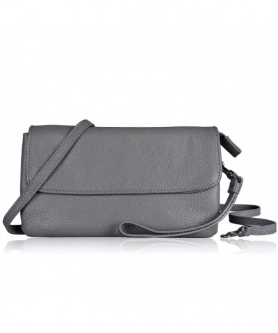 Befen Wristlet Crossbody Detachable Shoulder