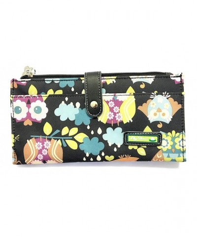 Lily Bloom Large Travel Wallet