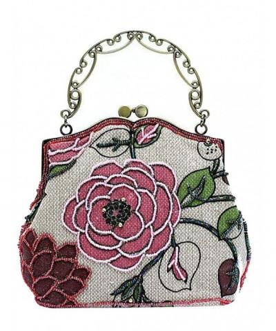 ILISHOP Vintage Evening Printing Handbags
