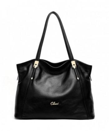 Cluci Handbags Top handle Designer Shoulder