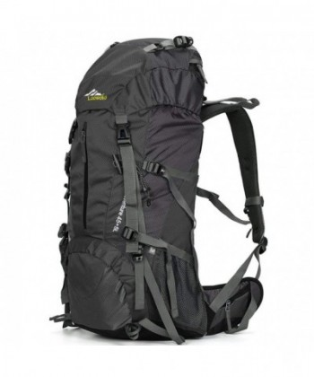Loowoko Backpack Waterproof Climbing Mountaineering