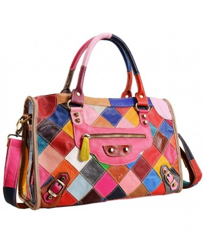Clearance Womens Multi color Shoulder Handbag
