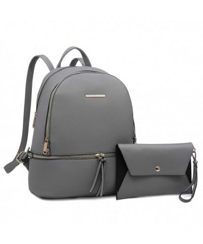 collection Backpack Designer Set443 6582 Grey