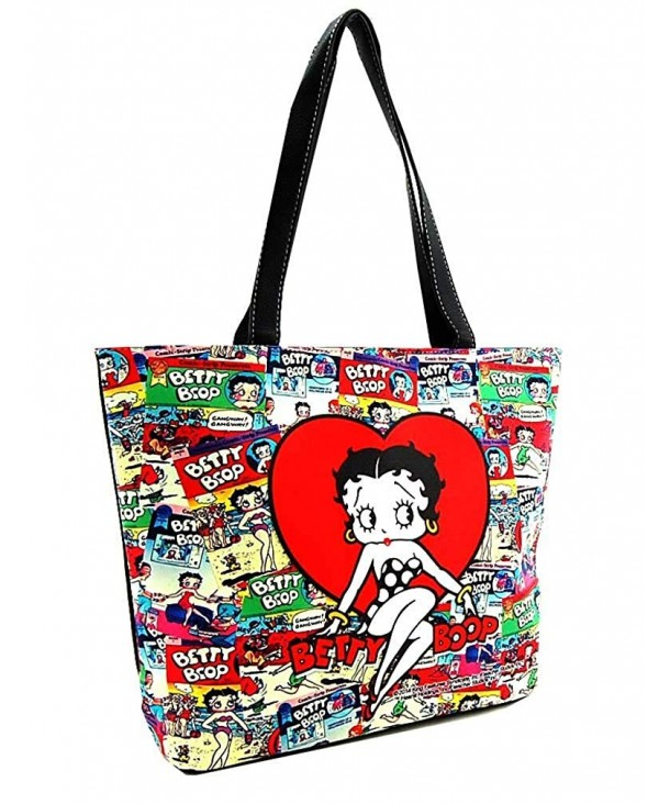 Betty Boop Shoulder Tote Style