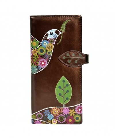 Shag Wear Womans Wallet Floral