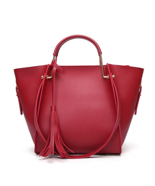Pahajim leather Satchel Shoulder Handbags