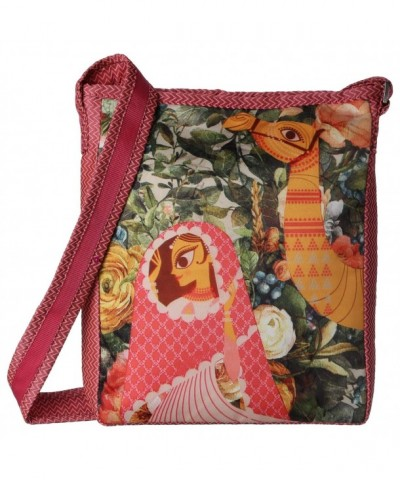 Digital Printed Adjustable Satchel Waterproof