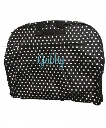 Personalized Polka Hanging Garment Suit