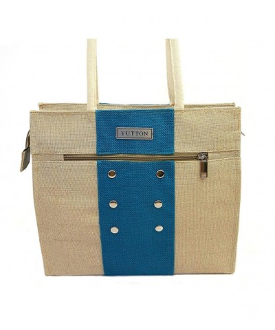 Designs Fine Jute Premium Shoulder Handbag