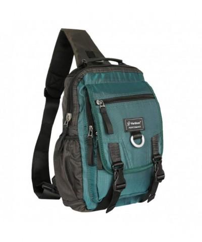 Vanlison Backpack Messenger Shoulder Rucksack