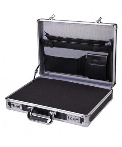 Professional Aluminum Briefcase Carrying Case450LP S FOAM