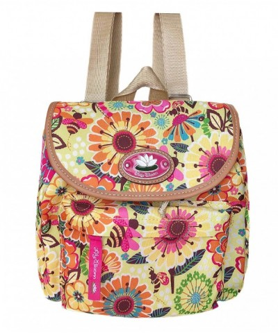 Lily Bloom Backpack Colorful Friendly