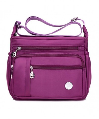 Waterproof Nylon Shoulder Crossbody Bags