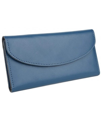 YALUXE Womens Organizer Leather Checkbook