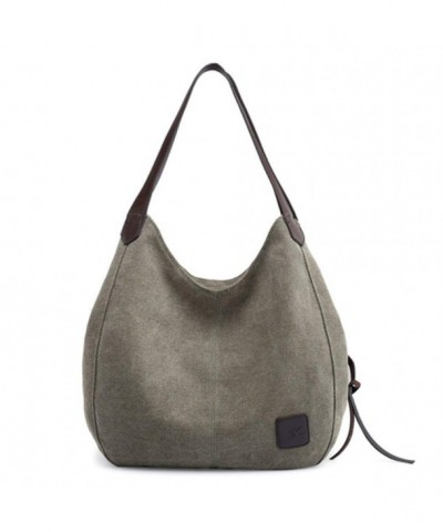 Sanxiner Womens Canvas Shoulder Handbag
