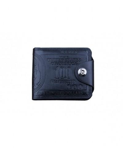 wallet doller leather Credit Magnetic