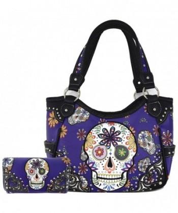 Purses Concealed Handbags Western Shoulder