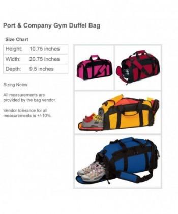 Designer Sports Duffels Online Sale