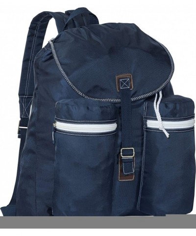 District Padded Magnetic Closure Rucksack