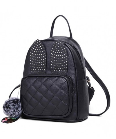 Leather Backpack XB Fashion Shoulder